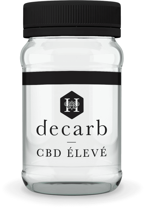 New decarb   french   cbd eleve