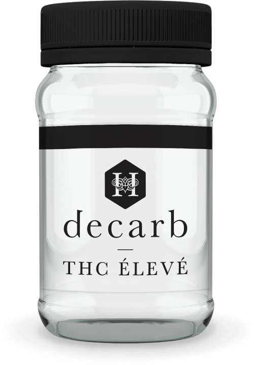 New decarb   french   thc eleve
